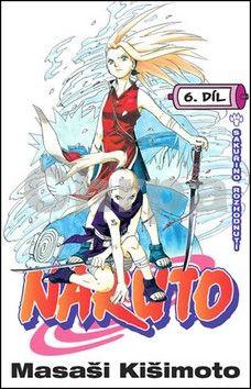 Masaši Kišimoto: Naruto 6 - Sakuřino rozhodnutí cena od 122 Kč