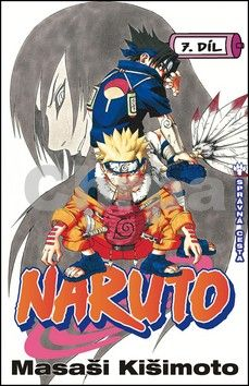 Masaši Kišimoto: Naruto 7 - Správná cesta cena od 123 Kč