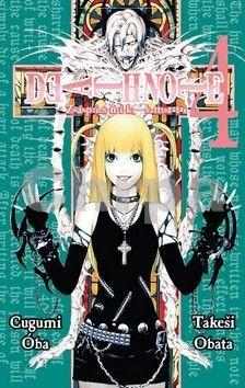 Óba Cugumi, Obata Takeši: Death Note - Zápisník smrti 4 cena od 129 Kč