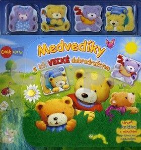 Brenda Apsley: Medvedíky a ich veľké dobrodružstvo cena od 0 Kč