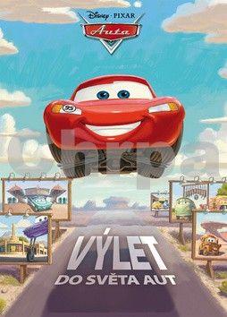 Walt Disney: Auta 2 - Výlet do světa aut cena od 159 Kč