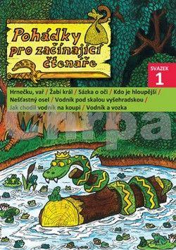 Václav Roháč, Stanislav Wimmer: Pohádky pro začínající čtenáře 1 cena od 49 Kč