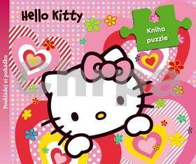 EGMONT Hello Kitty Kniha puzzle cena od 140 Kč