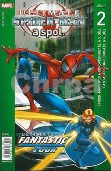Brian Michael Bendis: Ultimate Spider-Man a spol. 2 cena od 132 Kč