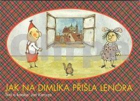 Jan Kanyza: Jak na Dimlíka přišla Lenóra cena od 46 Kč