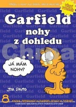 Jim Davis: Garfield Nohy z dohledu (č.8) 2. vydání cena od 65 Kč