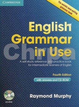 Murphy Raymond: English Grammar in Use 4ed +CD ROM cena od 0 Kč