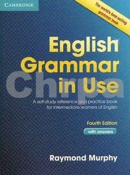 Murphy Raymond: English Grammar in Use 4th edition cena od 456 Kč