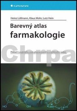 Barevný atlas farmakologie cena od 638 Kč