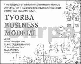 Yves Pigneur: Tvorba business modelů cena od 372 Kč