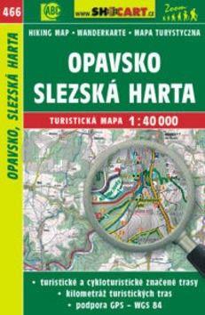 Opavsko, Slezská Harta 1:40 000 cena od 70 Kč