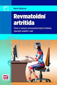 Marta Olejárová: Revmatoidní artritida cena od 39 Kč