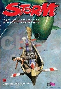Don Lawrence, Martin Lodewijk: STORM 10-Piráti z Pandarve cena od 108 Kč