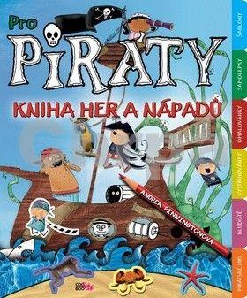 Andrea Pinnington: Pro piráty cena od 299 Kč