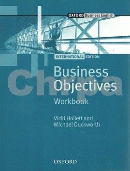 V. Hollett: Business objectives international edition workbook cena od 249 Kč