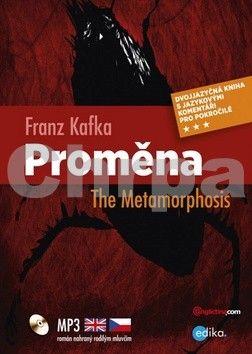 Franz Kafka: Proměna cena od 203 Kč
