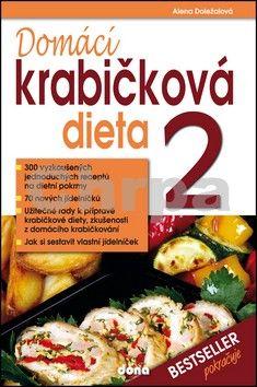 Alena Doležalová: Domácí krabičková dieta 2 cena od 160 Kč