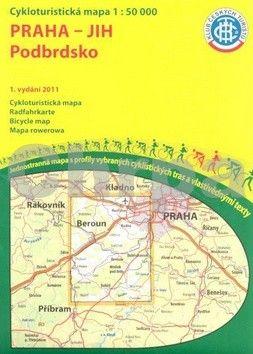 KČTC Praha-jih Podbrdsko 1:50 000 cena od 69 Kč