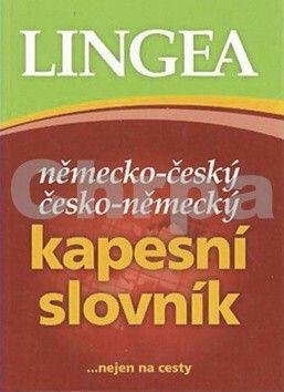 Německo-český česko-německý kapesní slovník cena od 130 Kč