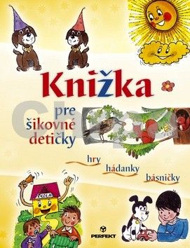 PERFEKT Knižka pre šikovné detičky cena od 147 Kč