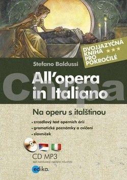 Stefano Baldussi: Na operu s italštinou. All'opera in Italiano cena od 187 Kč