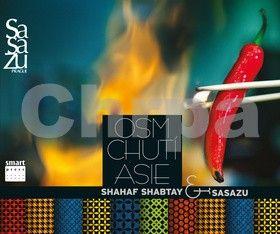 Shahaf Shabtay: Osm chutí Asie cena od 295 Kč