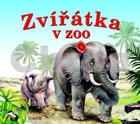 Zuzana Pospíšilová: Zvířátka v zoo cena od 40 Kč