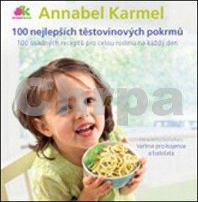 Annabel Karmel: 100 nejlepších těstovinových pokrmů cena od 103 Kč