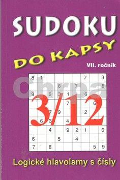 Sudoku do kapsy 3/2012 cena od 20 Kč