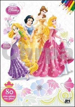 Princezny 2 omalovánka cena od 189 Kč