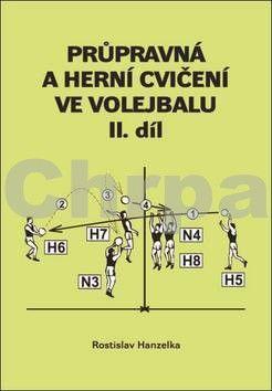 Rostislav Hanzelka: Průpravná a herní cvičení ve volejbalu II. cena od 134 Kč