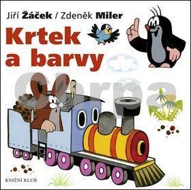 Jiří Žáček: Krtek a barvy cena od 79 Kč