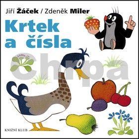Jiří Žáček: Krtek a čísla cena od 79 Kč