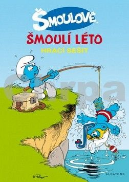 Peyo: Šmoulí léto - hrací knížka cena od 36 Kč