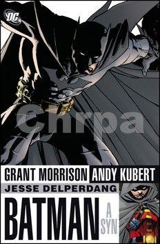 Andy Kubert, Jesse Delperdang, Grant Morrison: Batman a syn cena od 337 Kč