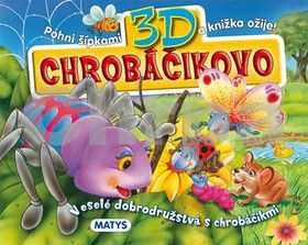 Matys 3D Chrobáčikovo cena od 160 Kč