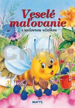Matys Veselé maľovanie s usilovnou včielkou cena od 89 Kč