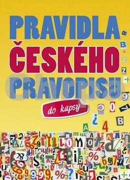 Pravidla českého pravopisu do kapsy cena od 73 Kč