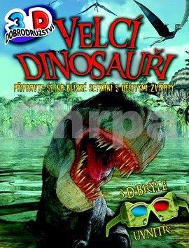 Velcí dinosauři - 3D dobrodružství cena od 0 Kč