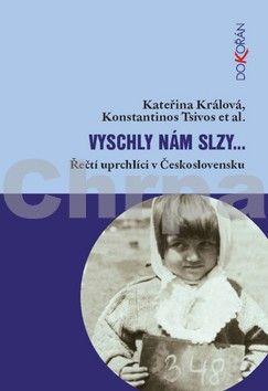 Konstantinos Tsivos, Kateřina Králová: Vyschly nám slzy... cena od 196 Kč