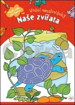 Aksjomat Vodní omalovánky Naše zvířata cena od 24 Kč