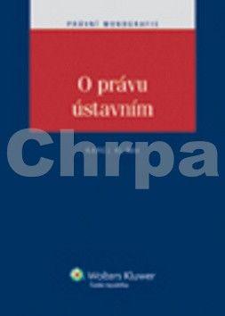 Karel Klíma: O právu ústavním cena od 394 Kč