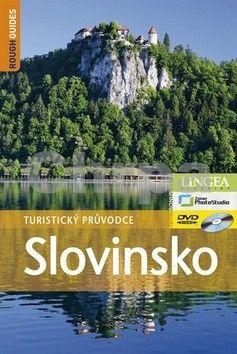 Susanna Longley: Slovinsko - Turistický průvodce + DVD cena od 391 Kč