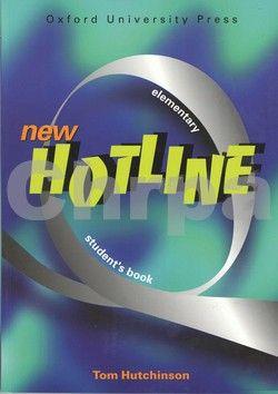 Tom Hutchinson: New hotline elementary Students book cena od 231 Kč