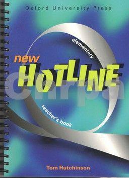 Tom Hutchinson: New hotline elementary Teacher´s book cena od 474 Kč