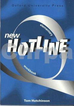 Tom Hutchinson: New hotline elementary Workbook cena od 172 Kč