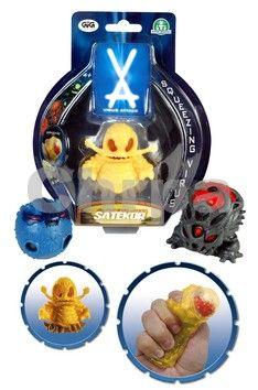 EPline Virus Attack exkluzivní figurka 7,5cm cena od 86 Kč
