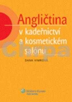 Dana Vimrová: Angličtina v kadeřnictví a kosmetickém salónu cena od 130 Kč