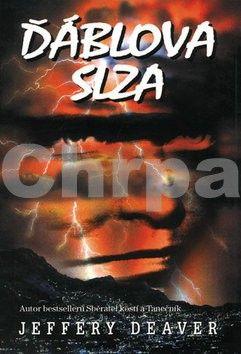 Jeffery Deaver: Ďáblova slza - 2. vydání cena od 119 Kč