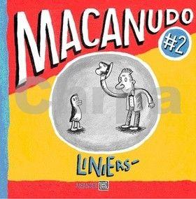 Ricardo Siri Liniers: Macanudo 02 cena od 186 Kč